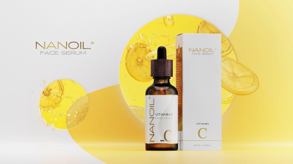 hyvä c-vitamiini kasvoseerumi Nanoil